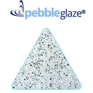 Pebblefina® swimming pool interior sample